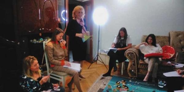Женский клуб МУЗА Семь Ключей Женской Силы