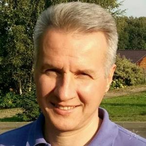 Андрей Григорьевич Крохмальный